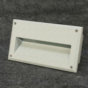 5w Led Outdoor Wall Recessed Lamp Down Light Fixture