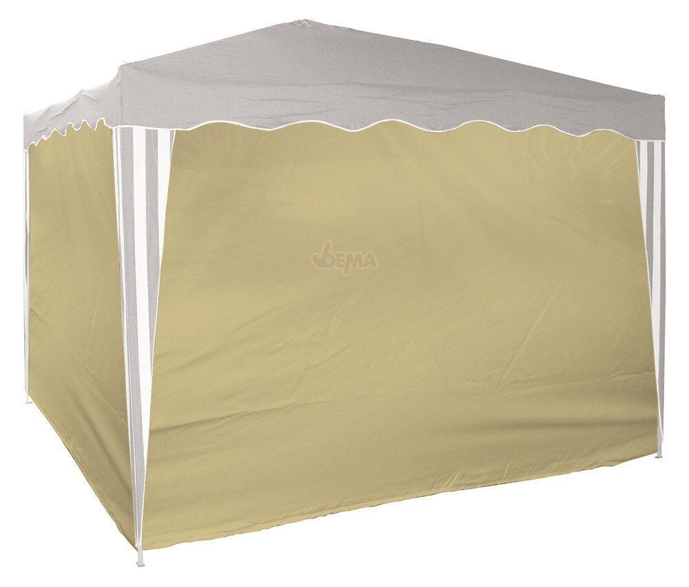 4 x Seitenverkleidung Seitenteile Wände für für für Falt - Pavillon 41046 3x3 m beige 6aef72
