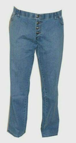 Jan Vanderstorm Herren Jeans 5-Pocket 98/%Cotton stretch blau Größe 62 NEU A422