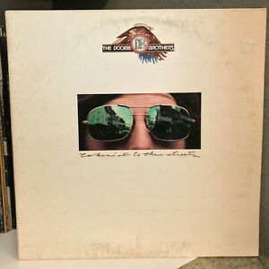 THE-DOOBIE-BROTHERS-Takin-039-It-To-The-Streets-12-034-Vinyl-Record-LP-EX