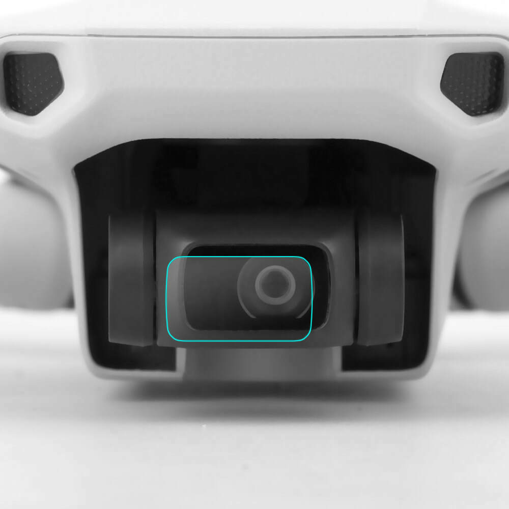 9H Super Hardness Tempered Glass Lens Protector for Mini SE