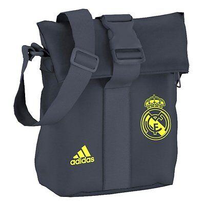 c8098ac8e Real Madrid Mini Organiser Bag Adidas Small Item Bag AA1073 | eBay