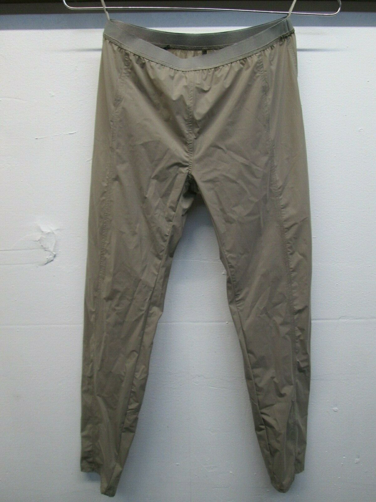 NWT Roque Ilaria Nistri pantaloni 140 Dune parachute nylon Pants 40   250