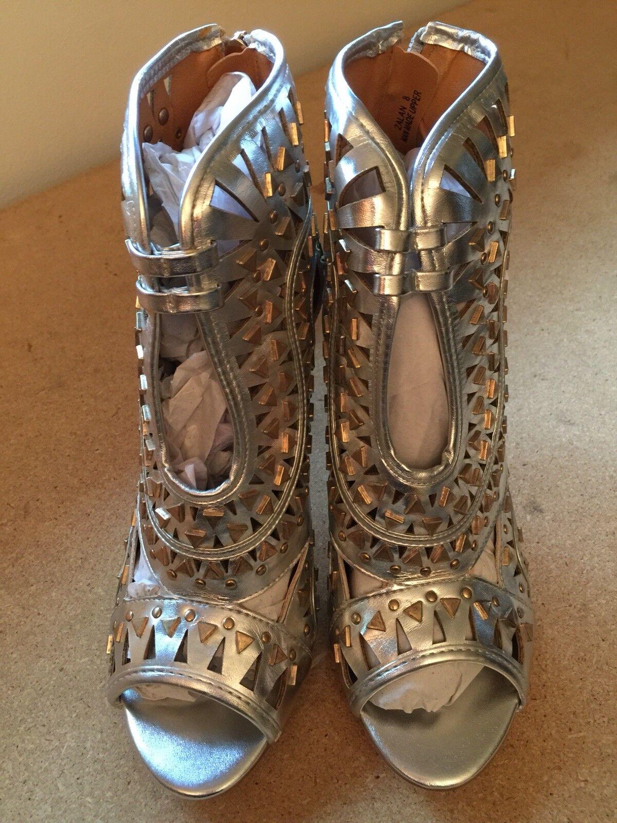 Daya Zendaya by Zendaya Daya Womens Sinclair Peep Toe Special Occasion Mule Sandals 9d7d02