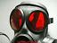 S10-GAS-MASK-LENSES-RUBBER-OUTSERTS-RED-LENSES-GENUINE thumbnail 1