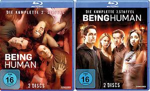 4-Blu-rays-BEING-HUMAN-STAFFEL-SEASON-2-3-IM-SET-NEU-OVP