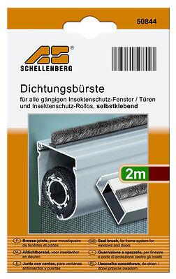 Schellenberg Dichtungsbürste für Insektenschutzfenster
