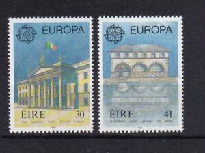 Irland-1990-posrfrisch-Europa-CEPT-NiNr-716-717-Postalische-Einrichtungen