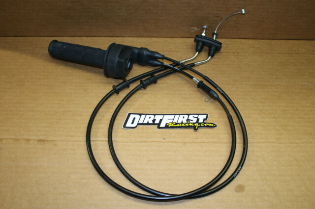 NEW THROTTLE CABLE FITS YAMAHA YZ-F 250 2003-2005 5TA-26302-01-00 5XD263020000