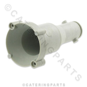 Comenda 180730 Dishwasher Lf Series Drain Plug Plastic Overflow Body