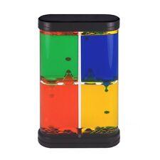 Four Color Drop Bubble Tumbler Stress Relief Office Desk Autism ASD Visual