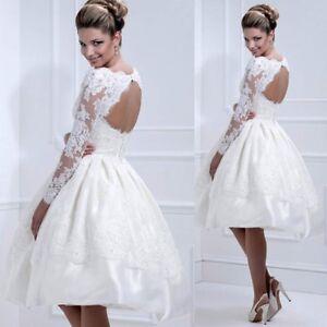 Women-Brides-Bridesmaids-Dress-Halter-Evening-Wedding-Mini-Dress-Ball-Gown-New