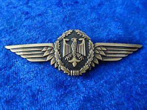 A26-07) Bundeswehr Militär Luftfahrzeugführer Tätigkeitsabzeichen bronze Pilot
