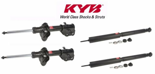 Set of 4 KYB Shock//Struts 2-Front /& 2-Rear 07-09 Ford Edge /& Lincoln MKX