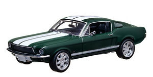 GREENLIGHT 1:43 Fast and Furious - Sean's 1967 Ford Mustang Tokyo ...
