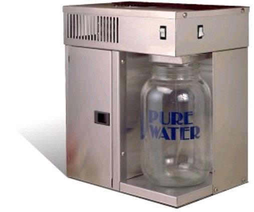 Mini Classic CT 220 V 240 V Pure Water Distiller +4 Filtres Acier Inoxydable MC3
