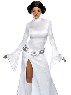 Princess Leia Costume Sexy Star Wars - XS 0-2, S 2-6, M 6-10, L 10-14 - Clone