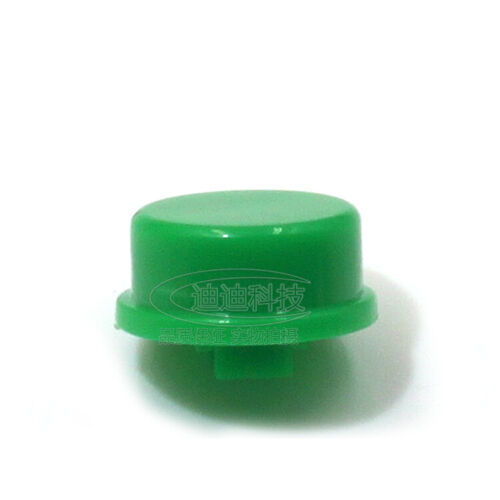 Round Tactile Button Caps For 12×12×7.3mm Panel PCB Momentary Tactile Switch Red