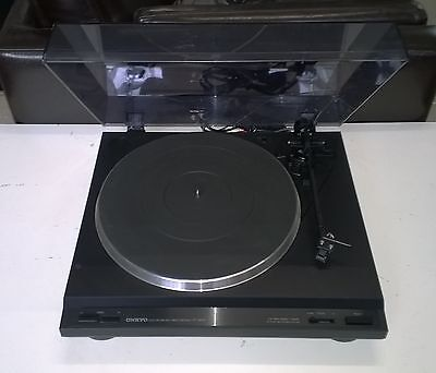 Onkyo CP-1400A  Plattenspieler  Turntable High End int. shipping
