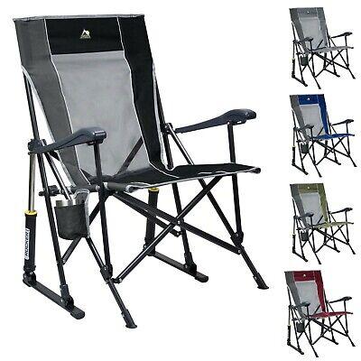 Gci Outdoor Roadtrip Rocker Chair Camping Folding Rocking