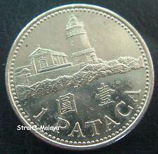 MACAU 1 PATACA 2003 COIN