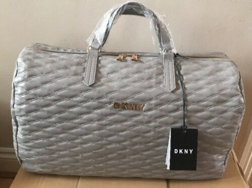 travel Dkny Bag Quilted Largeclaybnwt Weekender Duffel 7vYfby6g