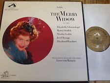 SAN 101-2 Lehar The Merry Widow / Schwarzkopf etc. W/A 2 LP box