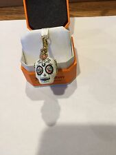 JUICY COUTURE 2013 LIMITED EDITION SUGAR SKULL CHARM YJRU7232