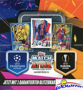 2020-21-Topps-Match-Attax-UEFA-Champions-League-Soccer-HUGE-30-Pack-Box-180-Card