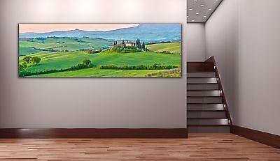 C Pitigliano Art Print Home Decor Wall Art Poster Tuscany, Italy