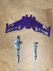 TRANSFORMERS G 1 WEAPONS LOT GREAT CONDITION