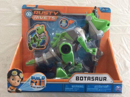 Rusty Rivets Build Me Rivet System **Botasaur** Brand New SEALED Toy