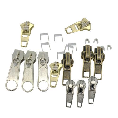 22 Stücke Reißverschluss Zieht Universal Reißverschluss Ersatzteile