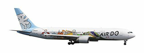 Hasegawa 1 200 Air Do Boeing 767-300 Bear Do Hokkaido Jet Model Kit NEW Japan