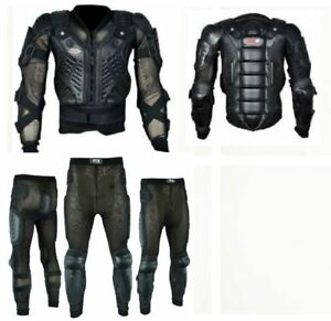 MEN ADULTS MOTORBIKE MOTOCROSS CAMO CARGO JEAN TROUSER WITH PADDED ARMOUR