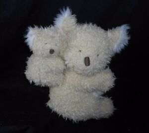9 Quot Gymboree 2004 Mom Amp Baby Creme Amp White Koala Stuffed