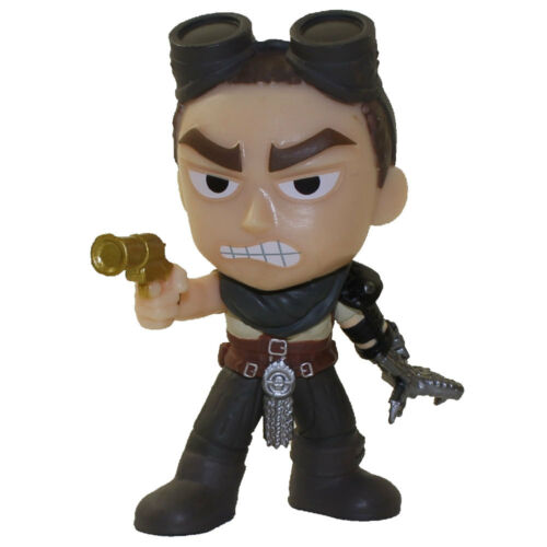 Goggles 2.5 inch Funko Mystery Mini Figure Mad Max Fury Road -New FURIOSA