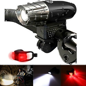 USB-Rechargeable-Bright-LED-Bicycle-Bike-Front-Headlight-and-Rear-Tail-Light-Set