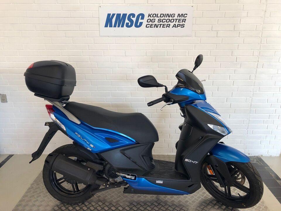 Kymco Agility 16+ 4Takt 30 KM/T, 2018, km 6737