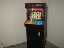 Casino Games (16  In One) (Multigame 8 Liner / Video Slot) Coin Op Machine