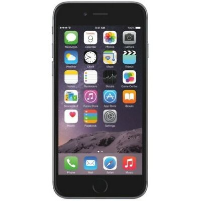 Apple iPhone 6 32GB Gris SMARTPHONE LIBRE