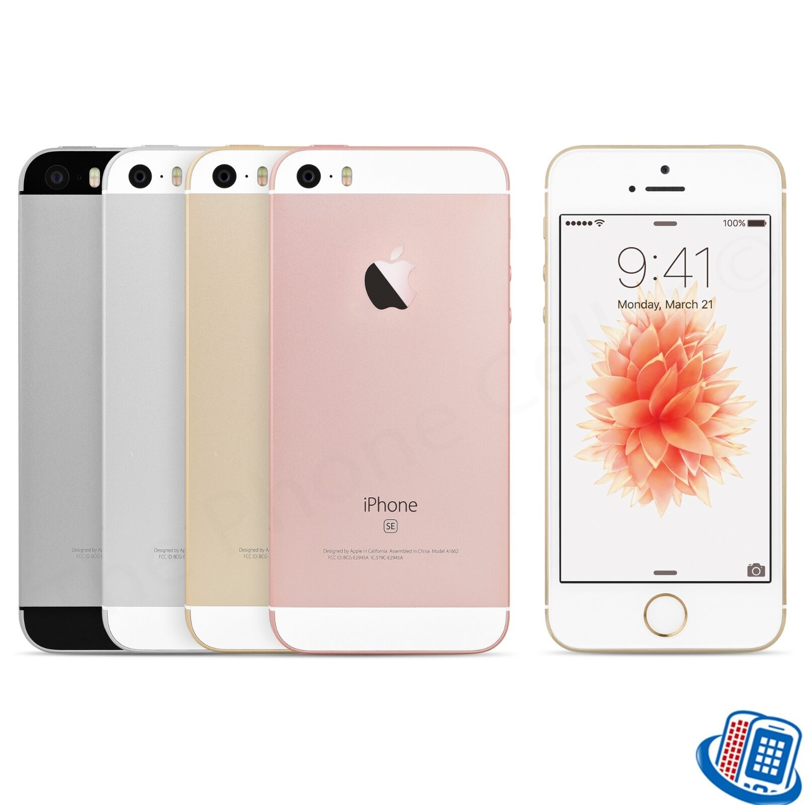 iphone rose gold new unlocked apple iphone se 16gb gold silver space 1255