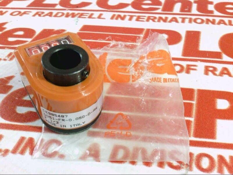 ELESA DD51-FR-0.050-D-AR   DD51FR0050DAR (NEW IN BOX)