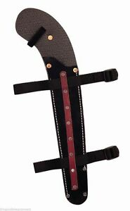 Weaver Curved Saw Scabbard With Snaps 08-03011 Scabbard Only Saw NOT Included