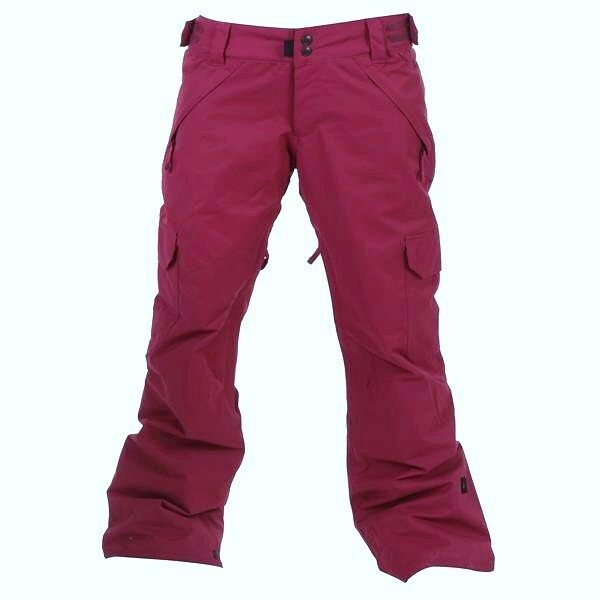 RIDE Women's HIGHLAND Insulated Pants - Raspberry - Medium - NWT