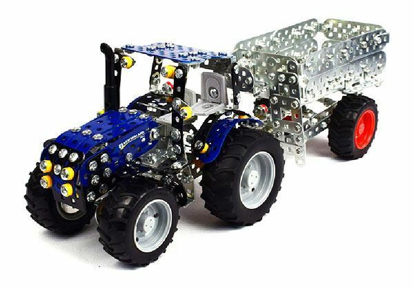 TRONICO 1 16 SCALE NEW HOLLAND T4.75 TRACTOR MODEL   BN   10056