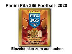 Panini-Fifa-365-Football-2020-Einzelsticker-zum-aussuchen-ab-Nr-251-Teil-2