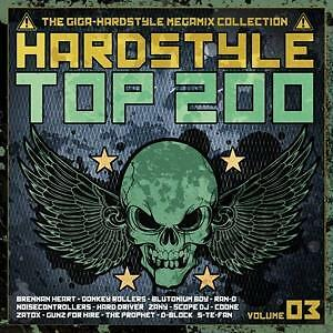 Various - Hardstyle Top 200 Vol.3 /4