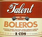 Various Artists - Talent Condensed Boleros Digipak CD