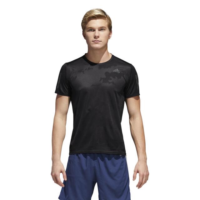 Adidas Performance Response Camiseta de manga corta hombres entrenamiento